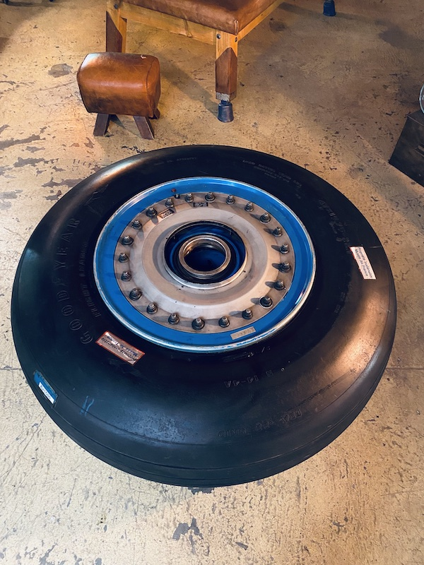 roue concorde aviation