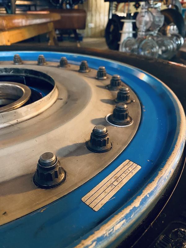 roue concorde design