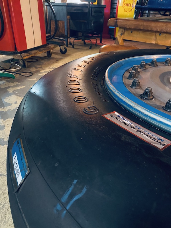 roue concorde airfrance