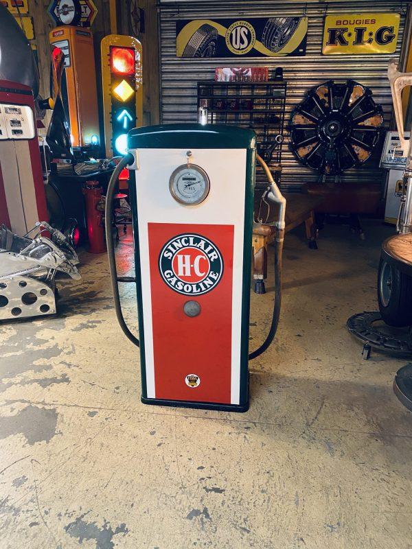 Pompe à essence 1962