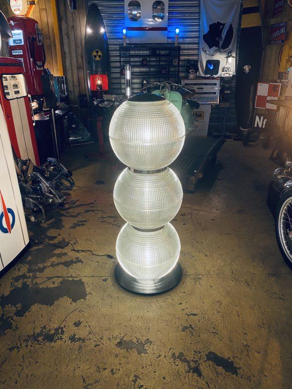 lampe vintage industriel