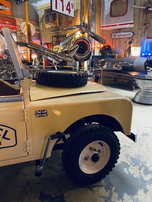 Land Rover Defender rare