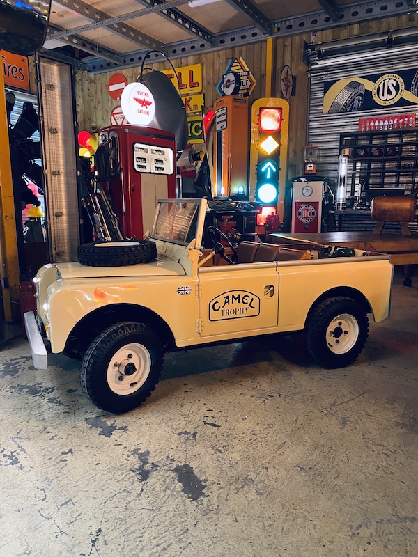 Land Rover Defender mini