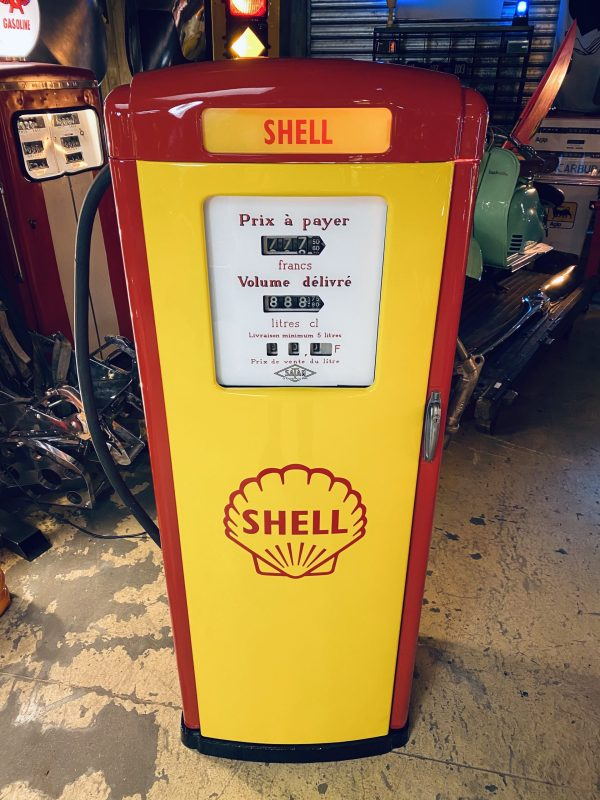 pompe essence collection
