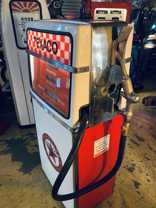 pompe essence ancienne