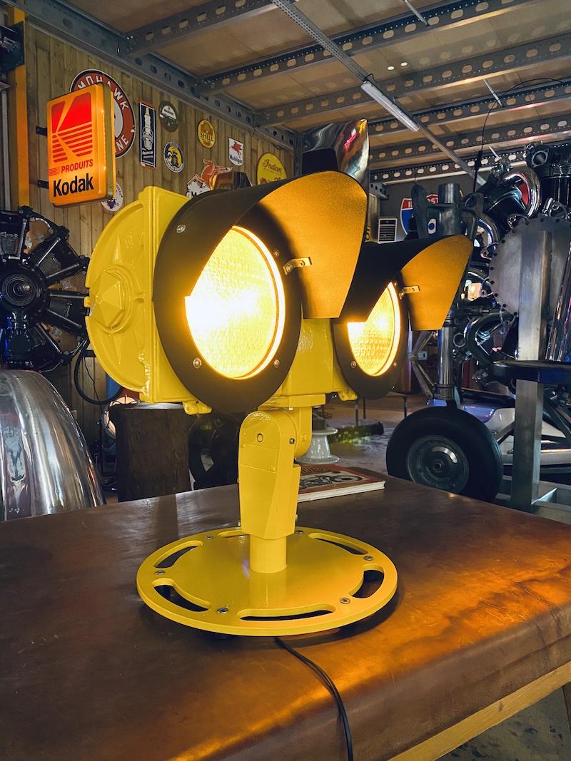 lampe aviation design