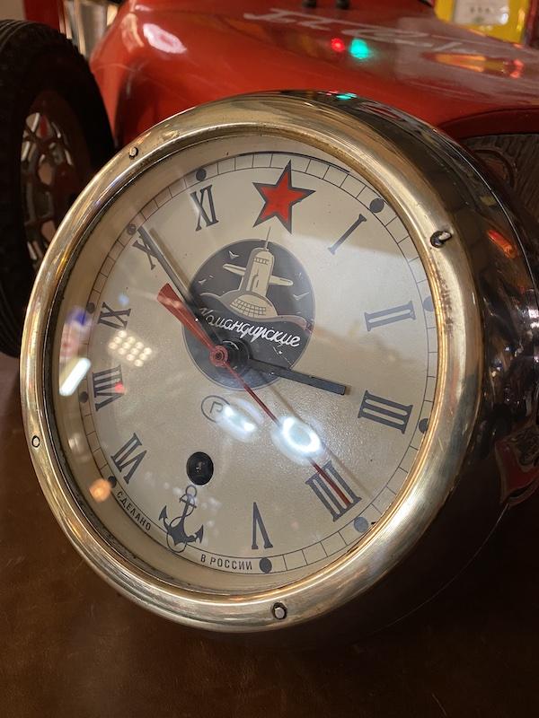 Horloge militaire URSS