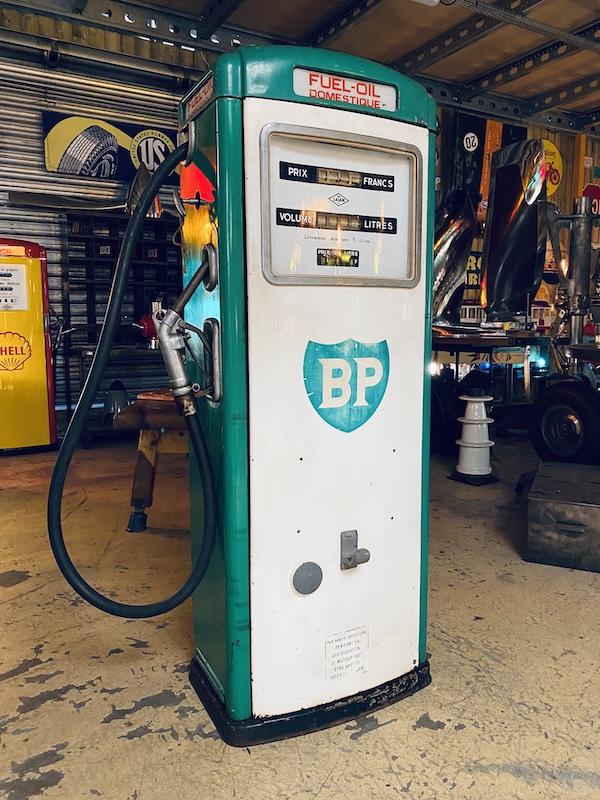 Pompe à essence collection