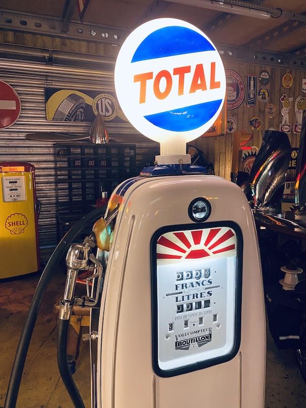 Pompe à essence à vendre