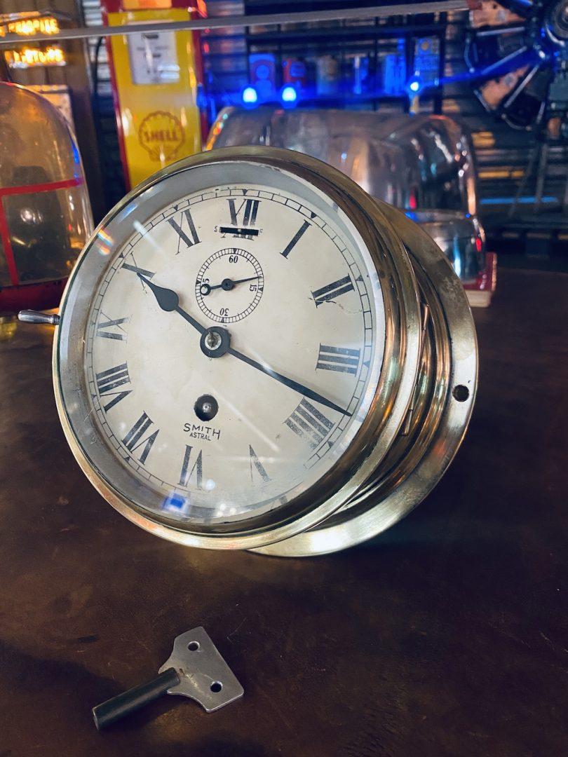 Horloge américaine nautique