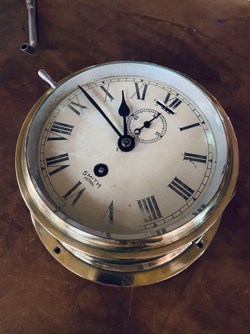 horloge ancienne de collection