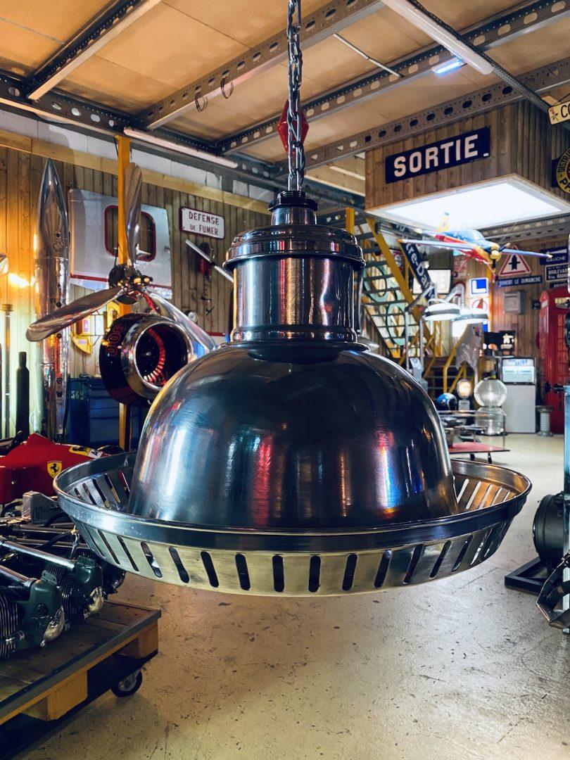 lampe industrielle design