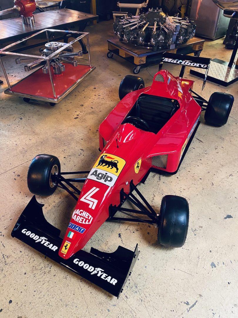 Formule 1 à vendre