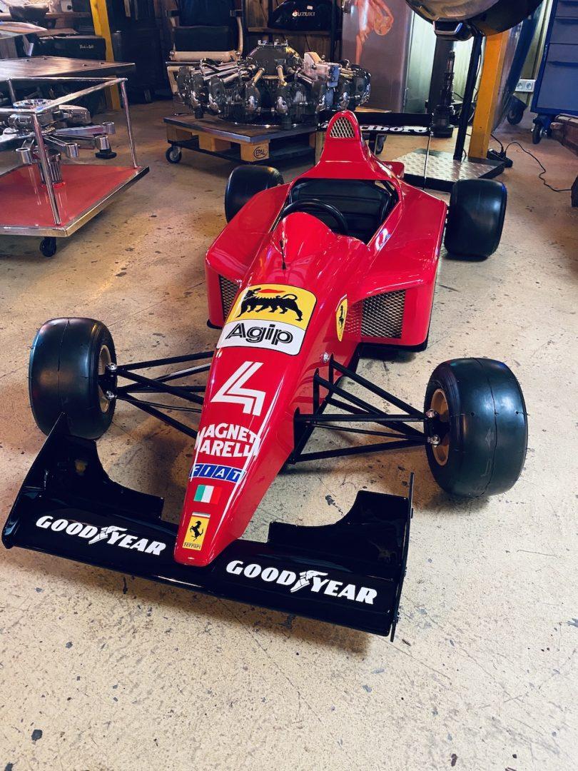 Formule 1 Kart