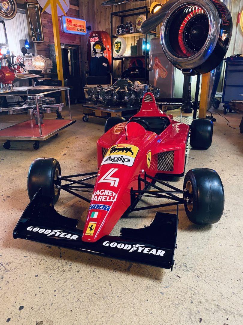 Formule 1 Schumacher