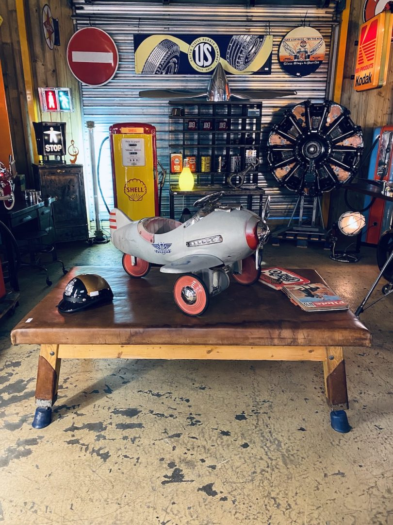 jouet ancien avion
